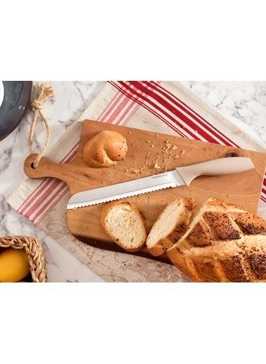 Madame Coco Nancy Ekmek Bıçağı Bej